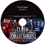 Clash of the collectables-dvd
